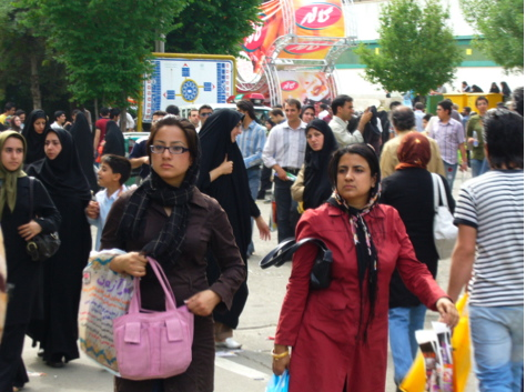 Not only are there many bookstores in Iran, but the Tehran International Book Fair is extraordinarily popular too!