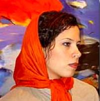 Mahtab Abdullahi (or, Mahtab Abdollahi).