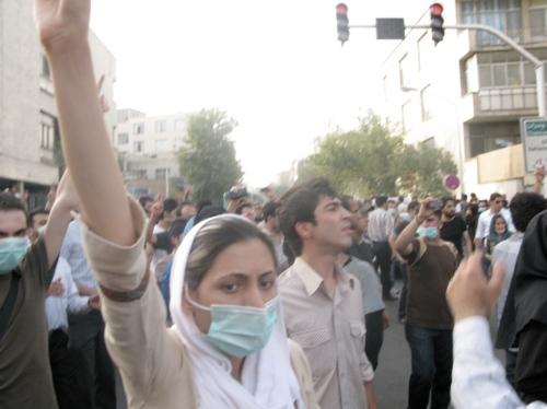 Women, without a doubt, have played a decisive role in the Green Movement. Their courage on the streets in the face of the Basij has been inspiring to many, both in Iran and throughout the world.