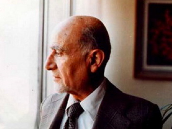 Mehdi Bazargan, the first Prime Minister of Iran after the 1979 Revolution.