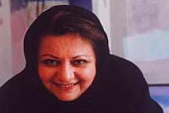 Iranian Artist Manijeh Sehi